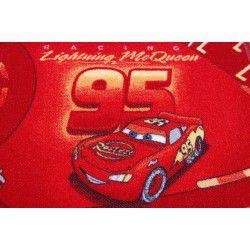 Wykładzina dywanowa DISNEY CARS red
