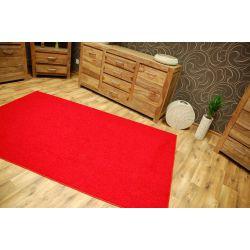 Wykładzina dywanowa SPHINX 120 czerwień