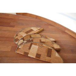 Nakładki schodowe AMALIA brąz