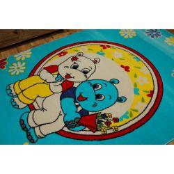 Dywan BABY PRINCE 3262 niebieski