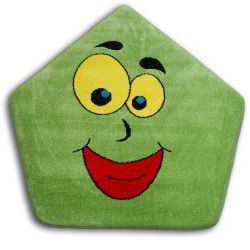 Dywan PAINT pięciokąt - 1553 green