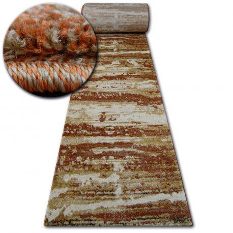 Chodnik SHADOW 9368 gold / rust