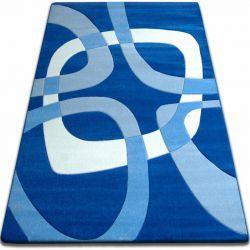 Dywan FOCUS - F242 niebieski