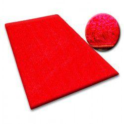 Wykładzina SHAGGY 5cm czerwień