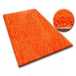 Wykładzina SHAGGY 5cm pomarańcz
