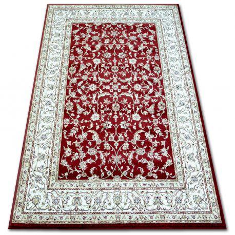 Dywan KLASIK 4174 d.red/d.cream