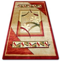 Dywan heat-set PRIMO 5197 czerwony
