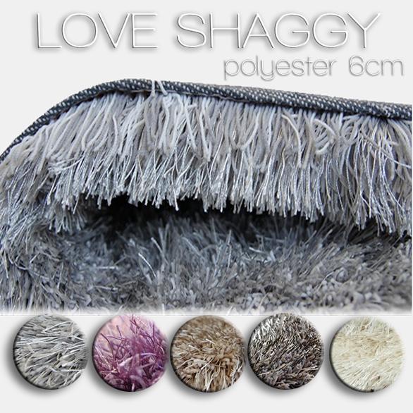 Dywan kolekcji LOVE SHAGGY