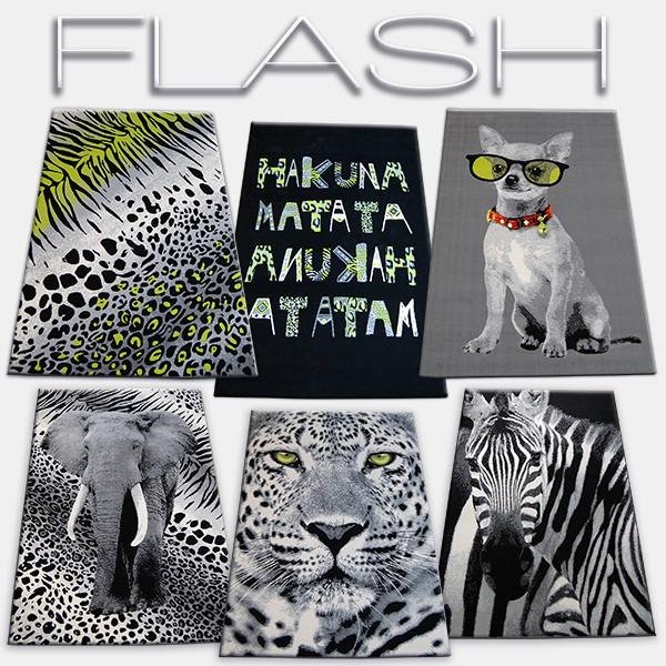 Dywany kolekcji Flash