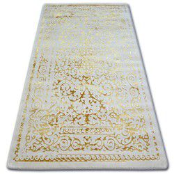 Dywan AKRYL MANYAS 0916 Ivory/Gold