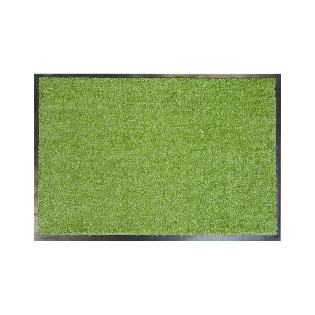 Wycieraczka podgumowana CLEAN zielony