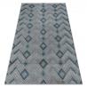 Dywan SIERRA G5015 Jodełka niebieski