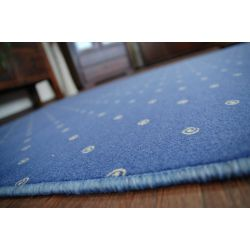 Wykładzina dywanowa CHIC 178 niebieski