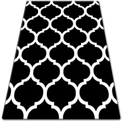 Dywan BCF FLASH 33445/169 koniczyna marokańska trellis