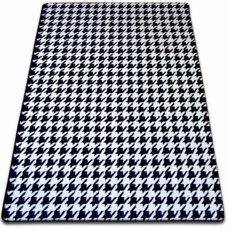 Dywan SKETCH - F763 biało/czarny