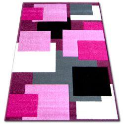Dywan PILLY H202-8404 - purpura/róż