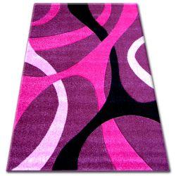 Dywan PILLY 7848 -  purpura/fuksja