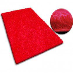 Dywan SHAGGY GALAXY 9000 czerwony