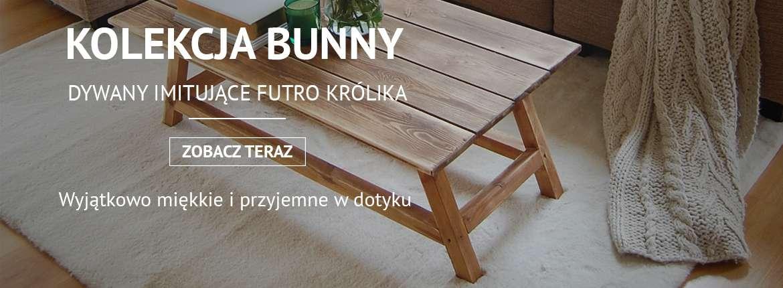 Dywany BUNNY, rabbit, bellarosa, królik, włos królika, soft