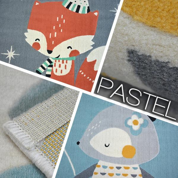 Dywany kolekcji PASTEL