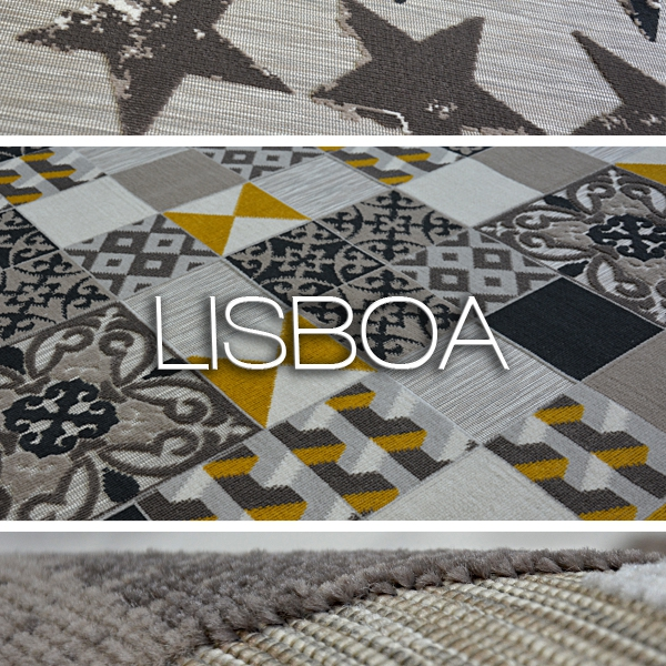 Dywany kolekcji LISBOA